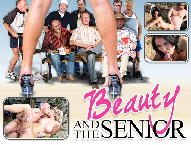 Beauty and The Senior