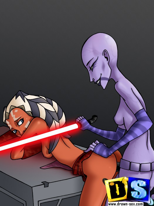 Star Wars: The Clone Wars porn - Sex toons - Picture 3