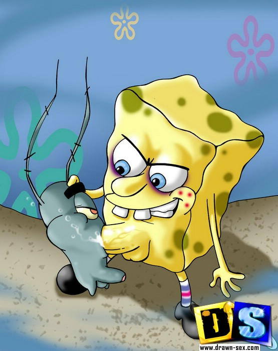 SpongeBob hunts pussy - Cartoon sex - Picture 6