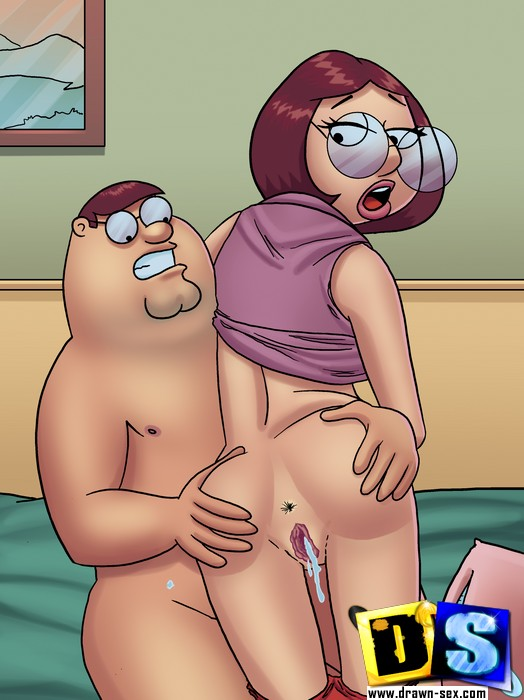These cartoon bimbos like the feeling of cum load on - Picture 3