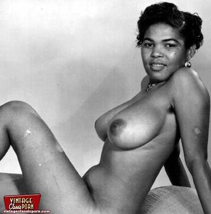 vintage-black girls-naked