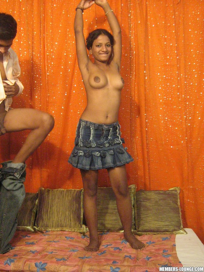 naked girl in flight suit