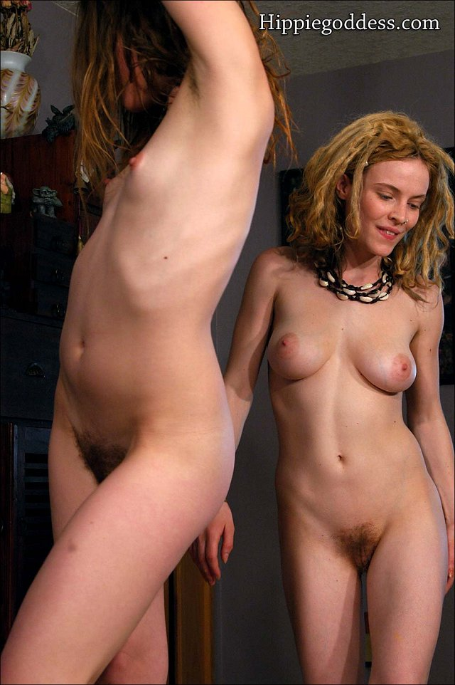 hot young virgins nude