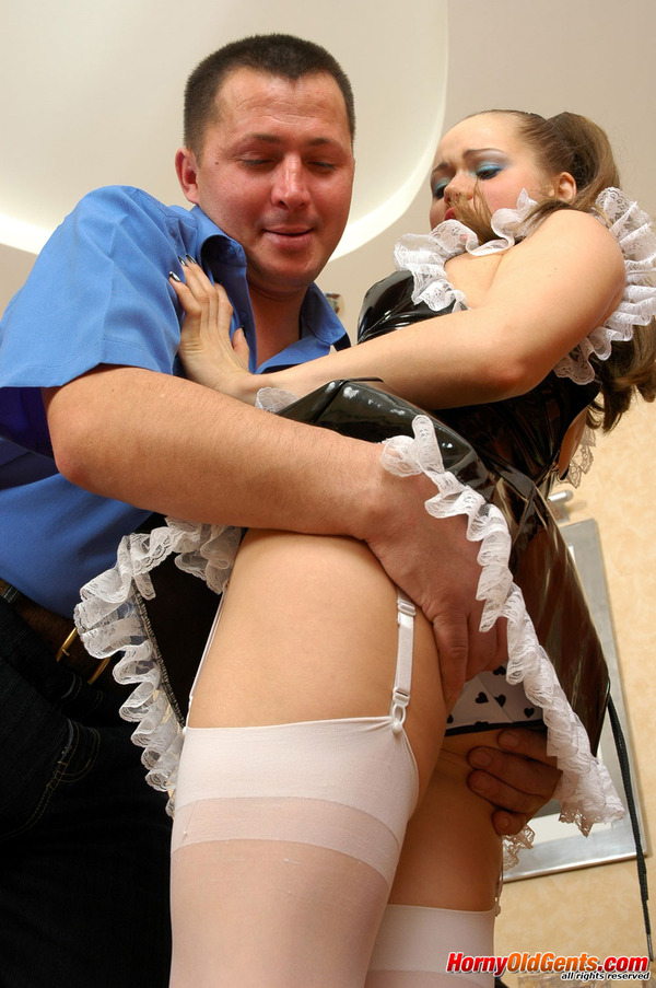 Maid forced to have sex