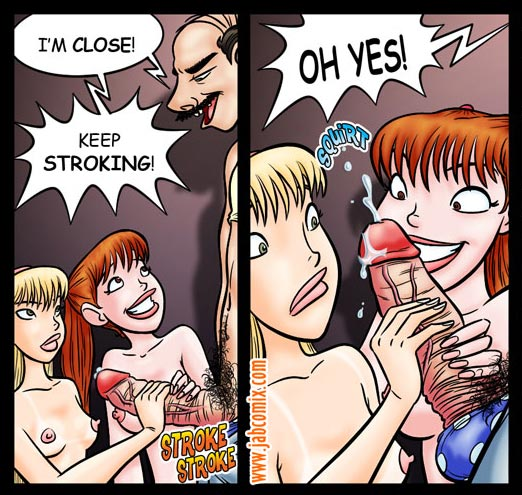 Adult sex comics - Get both of - Cartoon Porn Pictures - Picture 4