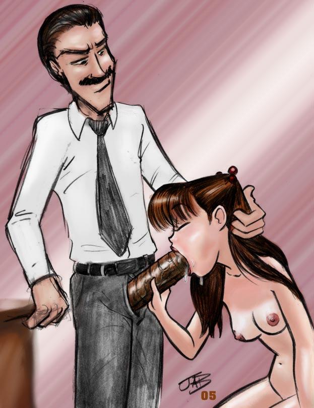 الشخصية الكرتونية الشهيرة jules وأبوها