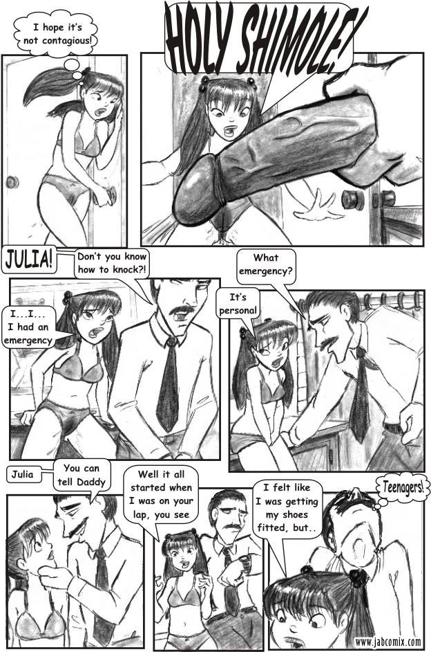Free adult comics - I'll just - Cartoon Porn Pictures - Picture 2