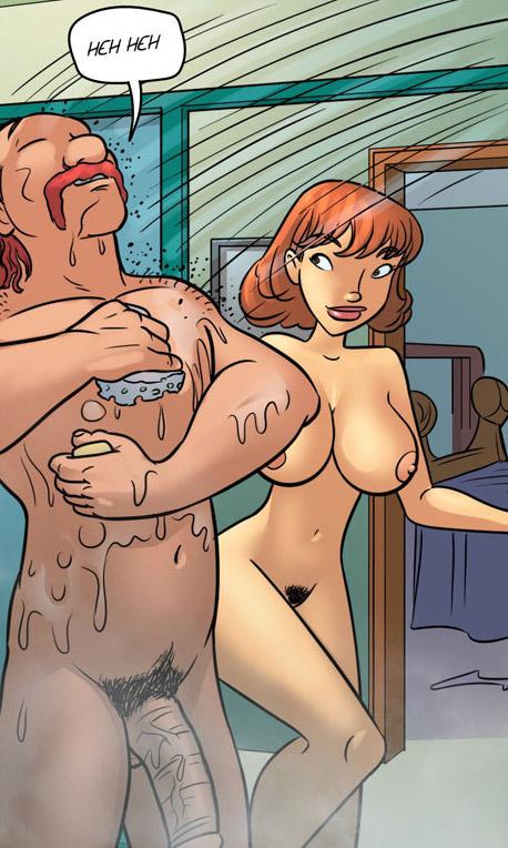 Мульт комикс смотреть порно