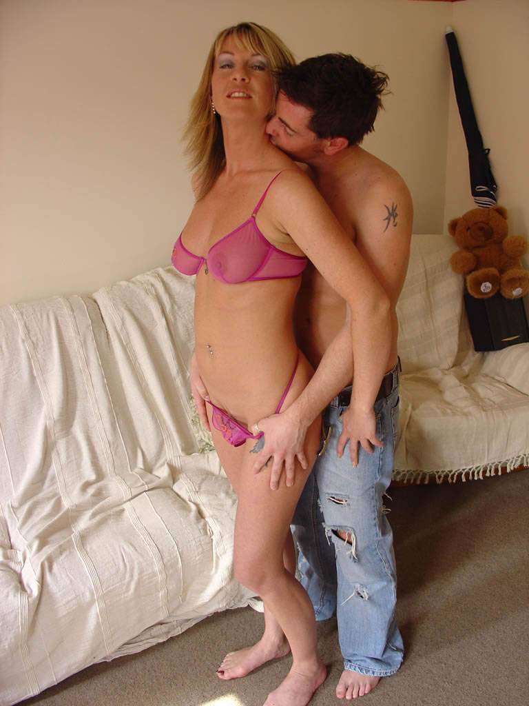 Fuck guy mature young