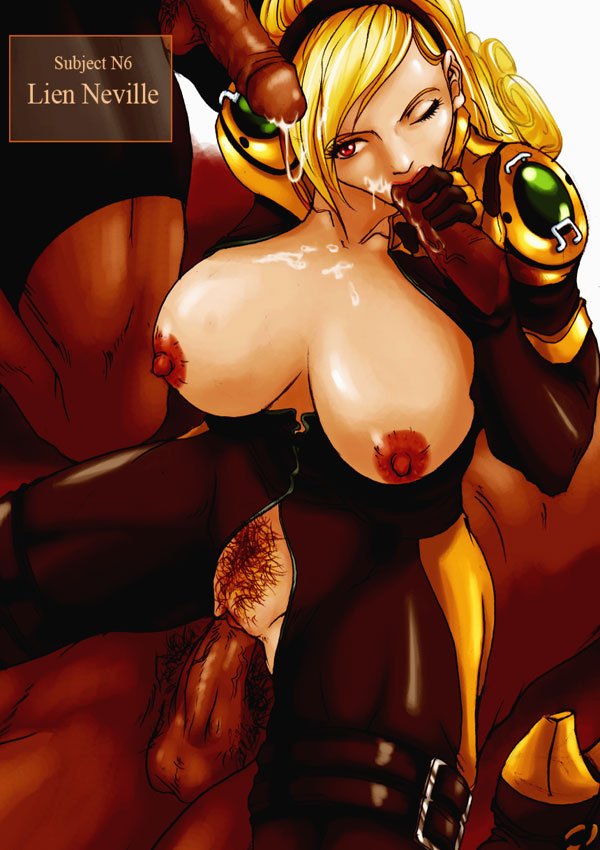 Fuck Big boobs toons gerl - Adult comic gallery - picture 6