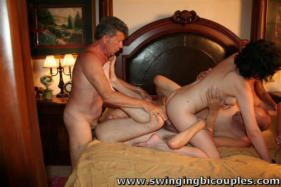 Sexy swingers wife swapping