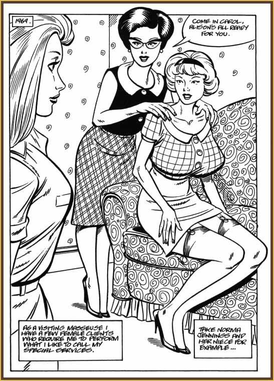 Art wetherell erotic art Gender real