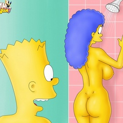 The Simpsons porn - Toon porn comics - Picture 1