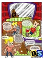 Horny Jimmy Neutron - Comics porn - Picture 1