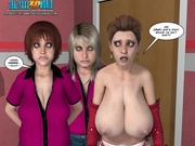 Crazy XXX 3D World - 3d cartoon sex - Picture 16
