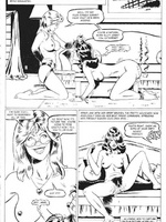 Teen girl wants mature pussy - Sex cartoon - Picture 7