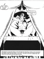 Woman gets tied up and toy fucked - Toon sex comics - Picture 13