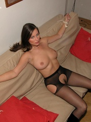 Pantyhose xxx - sexysettings - Unique Bondage - Pic 5