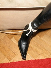 Pantyhose xxx - sexysettings - Unique Bondage - Pic 7