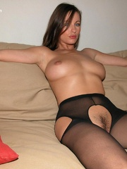 Pantyhose xxx - sexysettings - Unique Bondage - Pic 8