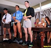 Two chick make two dudes their boy toys as they…