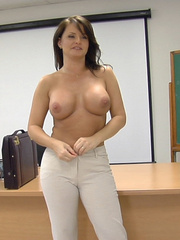 Xxx teacher - Classroom ass boom!!! - XXX Dessert - Picture 3