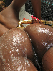 Free pussy - in the crack - XXX Dessert - Picture 15