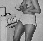 Black babes from the sixties showing their big…