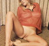 Real hairy blonde from the sixties naked girlis…