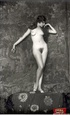 Beautiful sexy vintage women posing nude in the thirties