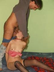 Bondage sex - Amateur Tied 7 - Unique Bondage - Pic 1