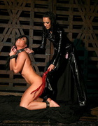 Initiate her into the realm of painful pleasures