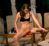Kara Dax auditions some enemas