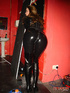Check out Strapon Jane in a full on leather…