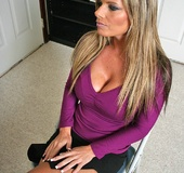 Hot and horny chick fucks and sucks off her boss…