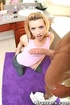Lexi Belle fucks her boyfriends brother big hard dick