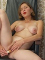 Hairy ladies - Busty babe totally naked - Picture 15