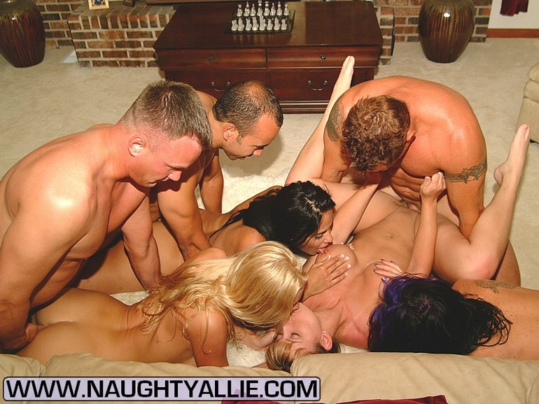 couples orgy