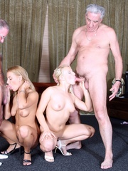 Teen porn girls - Two blonde beauties - XXX Dessert - Picture 7