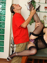Old men fucking young girls - Unabashed - XXX Dessert - Picture 14