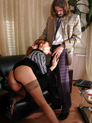 Old men fucking young girls - Leggy - XXX Dessert - Picture 14