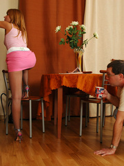 Old men young ladies - Fresh-faced - XXX Dessert - Picture 4
