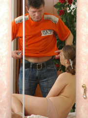 Old men fucking young girls - Sleeping girl - XXX Dessert - Picture 20