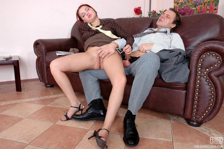 pregnant hottie in action