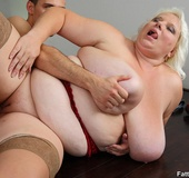 The photographer is enchanted with her BBW beauty&hellip;