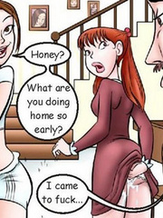 Comic porn - I came to fuck my favorite girl! - Cartoon Porn Pictures - Picture 3