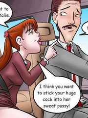 Cartoon sex porn - I think you want to stick - Cartoon Porn Pictures - Picture 6