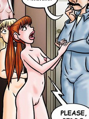 Comic porn pics - I'm wearing her pretty - Cartoon Porn Pictures - Picture 1