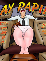 Toon sex - You're so bad Daddy.. - Cartoon Porn Pictures - Picture 4