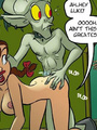 Comic porn pics - Big cock fuking Rita - Picture 3